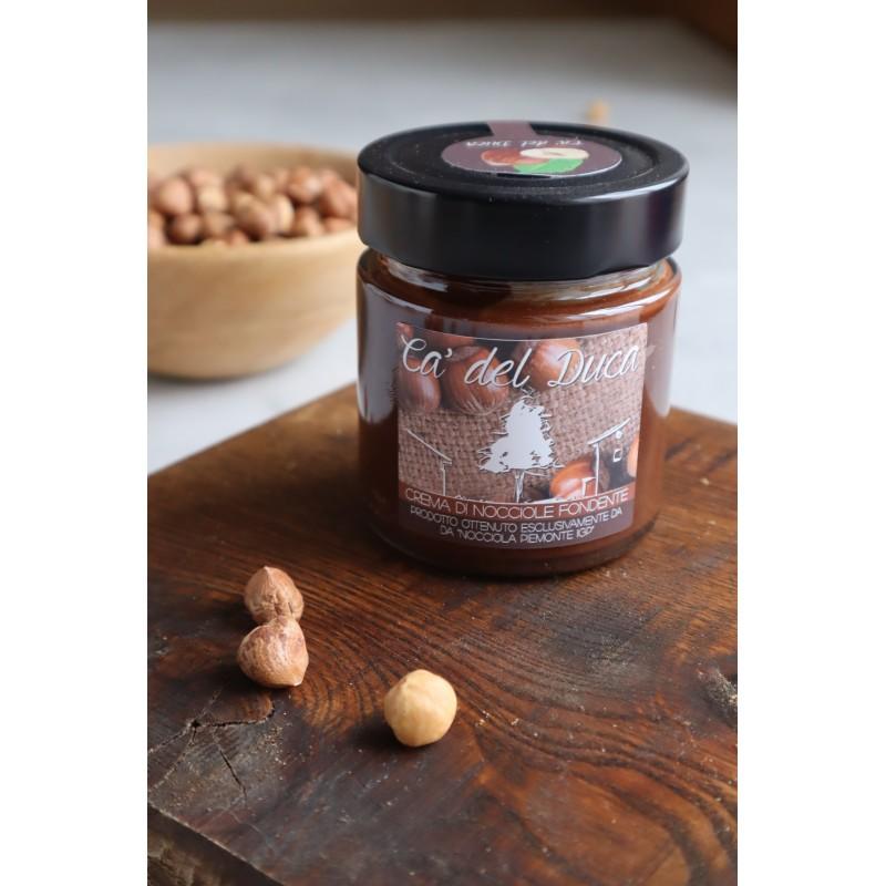 Crema fondente di Nocciole IGP Piemonte