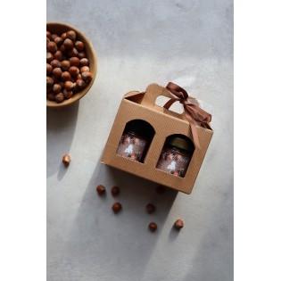 Duo hazelnut creams